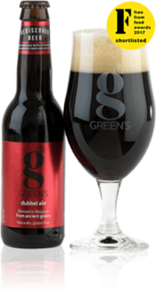 Greens Dubbel Ale - Naturally Gluten Free from Ancient Grains