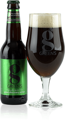 Green's Great Discovery Amber